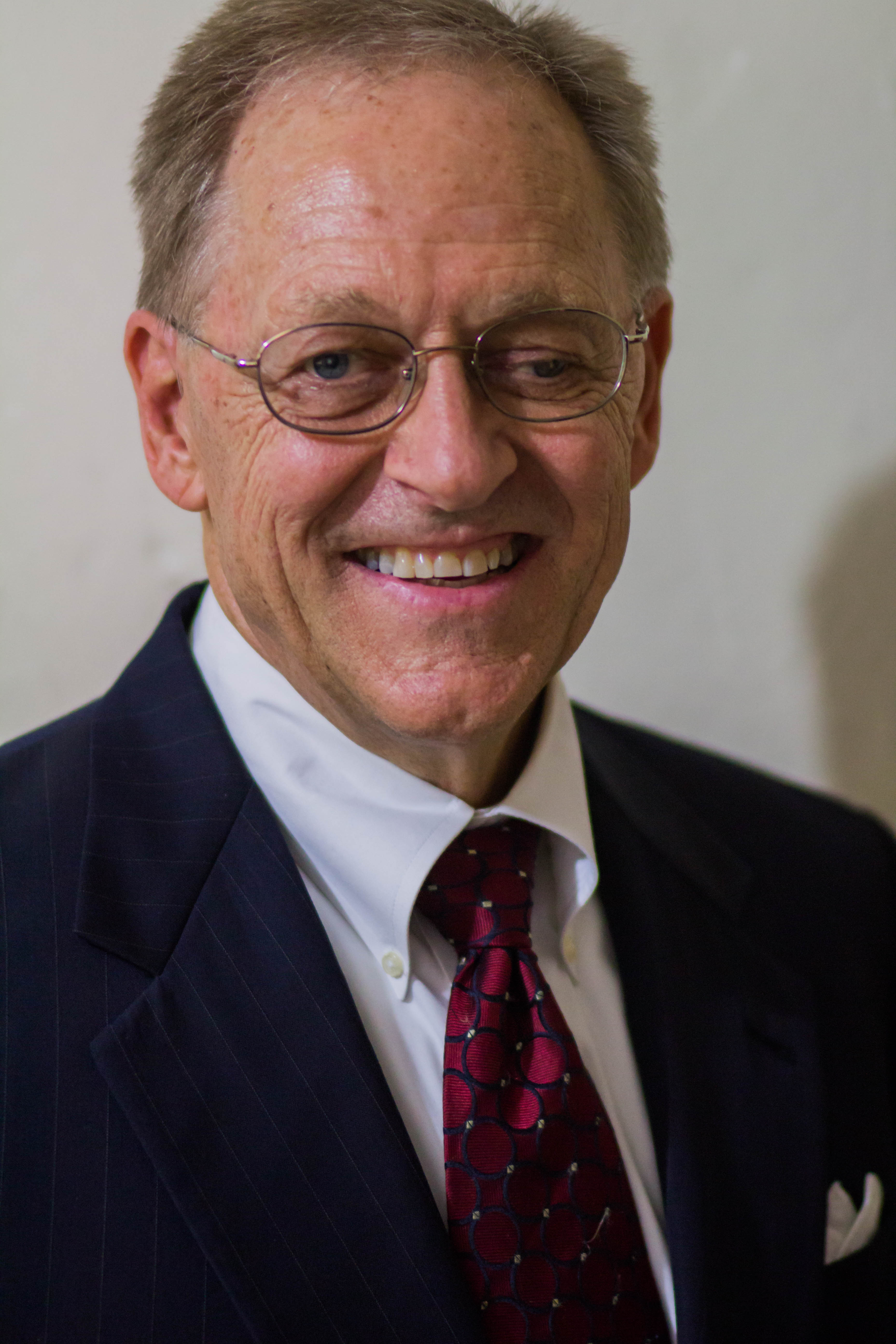 Dr Harlan Betz